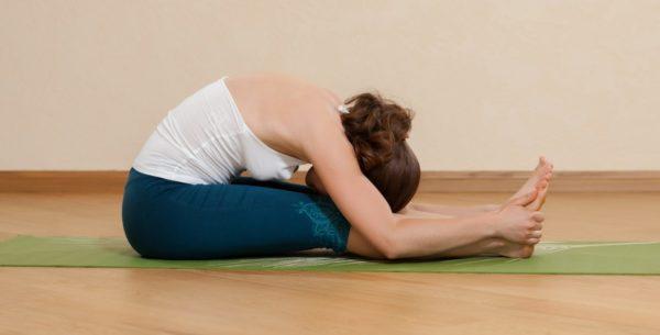 Гибкость спины достигается посредством тренировки мышц