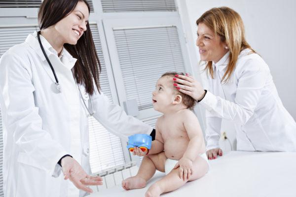 Заботьтесь о здоровье своего ребенка