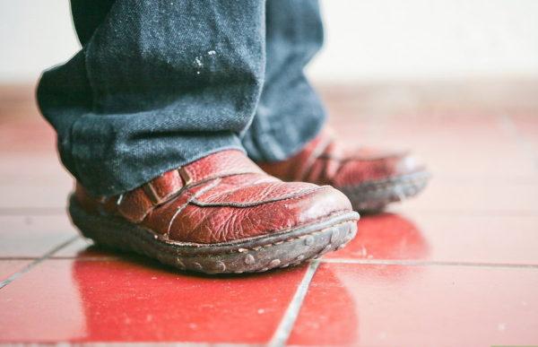 Носите качественную обувь