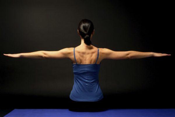 Полноценное кровоснабжение возможно только если спина прямая, осанка правильная