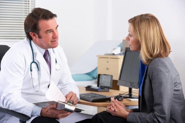Получите консультацию врача о необходимости и возможности выполнения упражнений