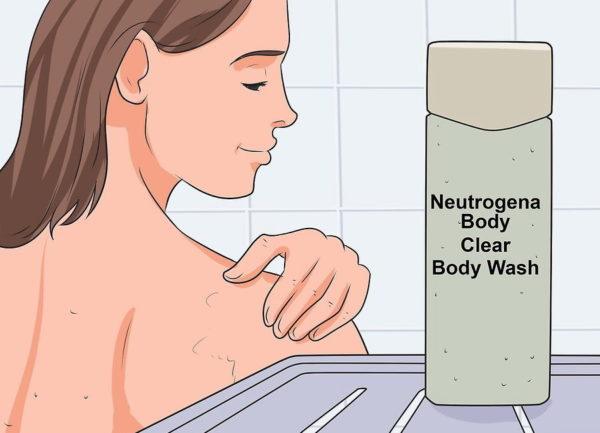 Применяйте средство для проблемной кожи