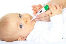 Температура после прививки АКДС и полиомиелита