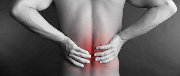 Тупые боли в спине