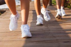 Ходите пешком