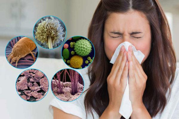 Частые аллергические реакции