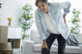 Болевой синдром возникает при гипернагрузках