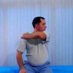 Лфк для мышц шеи и спины при остеохондрозе по бубновскому