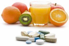Витамины при остеохондрозе