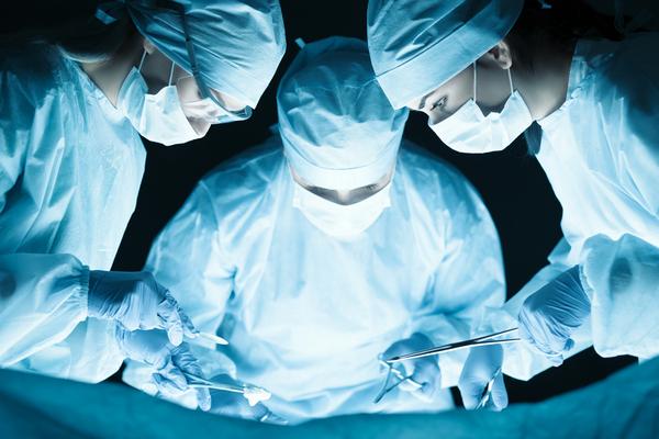 В крайнем случае проводят хирургическое вмешательство
