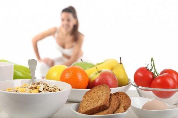 Ни одна кратковременная диета не даст сбросить избыточный вес