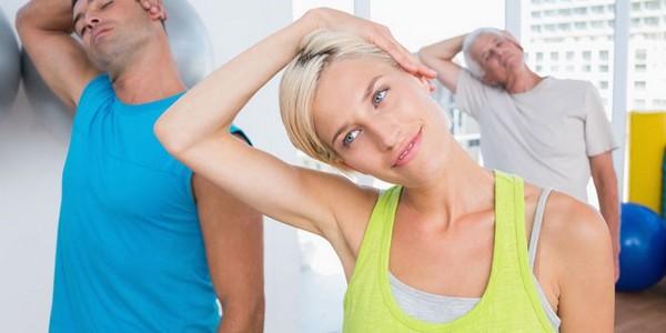 Благодаря упражнениям доктора Бубновского можно укрепить мышечный каркас шеи