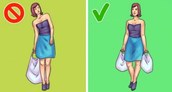 Как правильно переносить тяжести