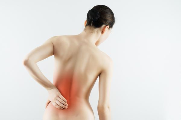 Компрессия дурального мешка возникает чаще всего из-за межпозвонковой грыжи или остеохондроза