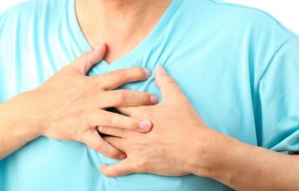 Выделяют несколько типов болей, вызванных экстрасистолией