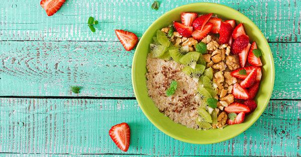 Правильное питание крайне необходимо при экстрасистолии, вызванной остеохондрозом