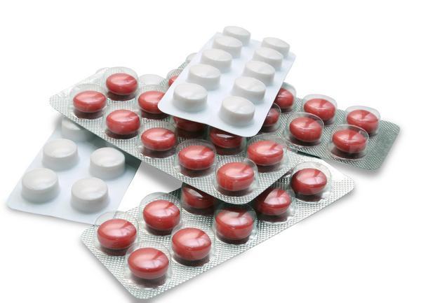 Таблетки – самая простая и удобная форма лекарства