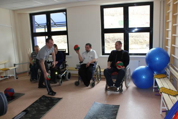 Физическая активность очень полезна для пациентов с СМА