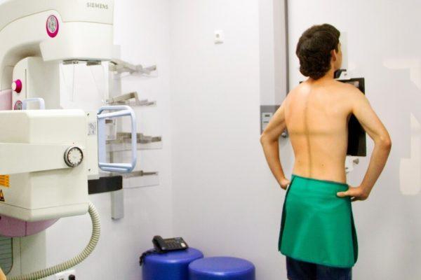Для диагностики туберкулеза позвоночника чаще всего применяют рентгенографию