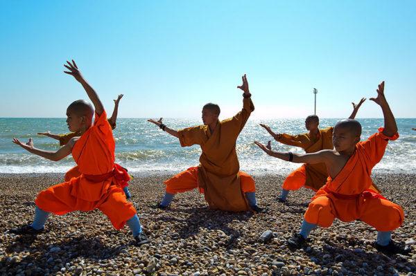 Буддисты в равной степени заботятся о чистоте души и здоровье тела