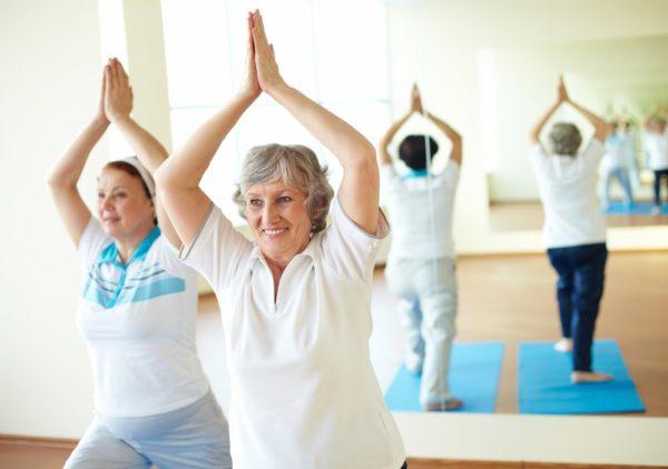 Здоровый образ жизни помогает сдержать нарушение