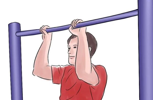 Опускайте свой корпус до теx пор, пока ваши руки полностью не выпрямятся