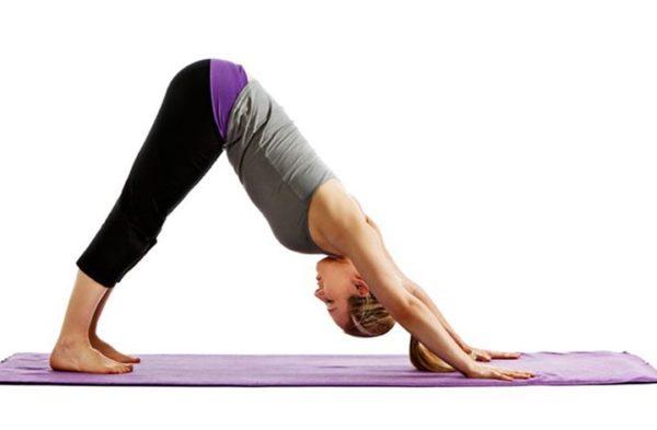 Первое упражнение комплекса Поля Брэгга