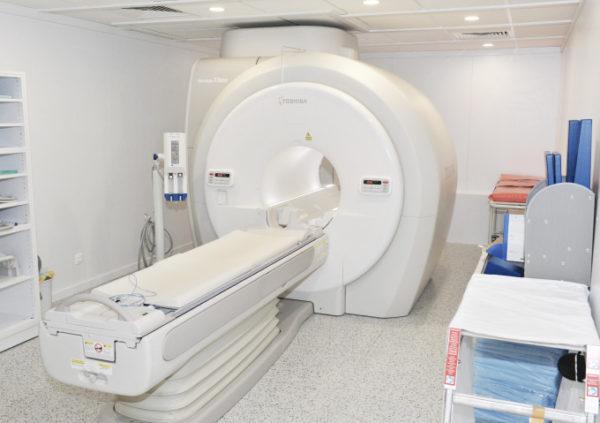 Аппарат МРТ
