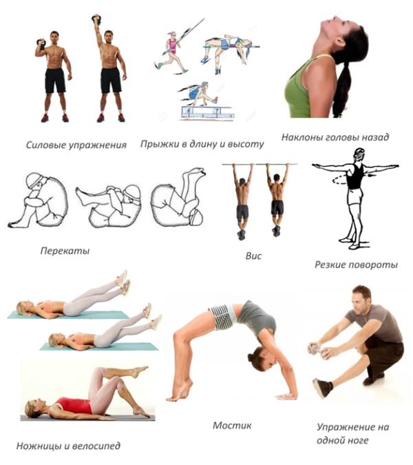 Полезные упражнения при сколиозе